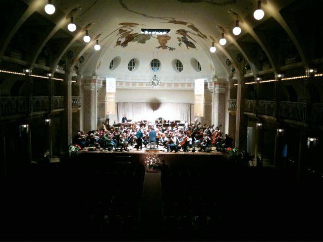 Mahlers sjatte fran konserthuset