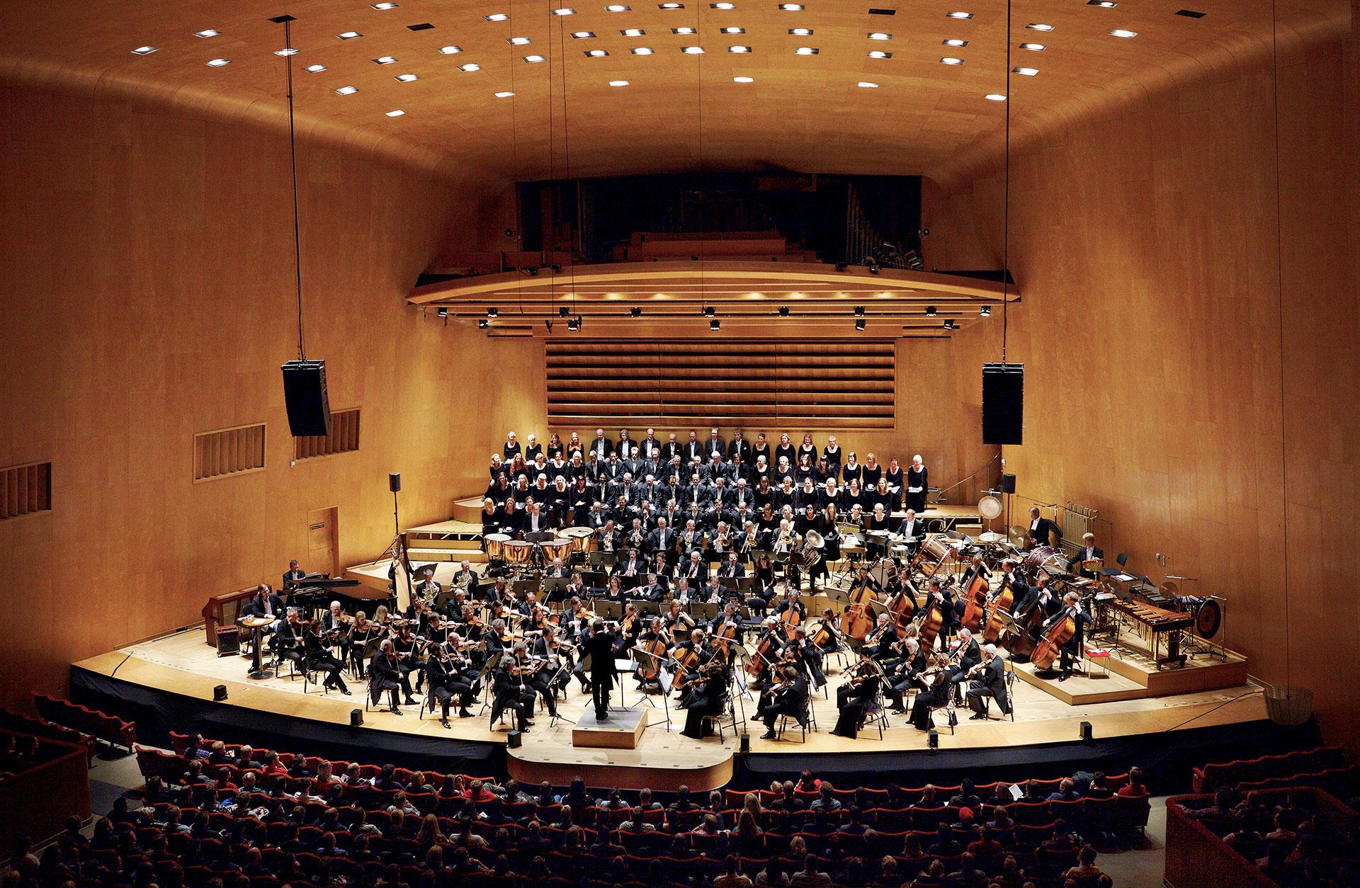 Sibeliusnielsen festival i pa konserthuset