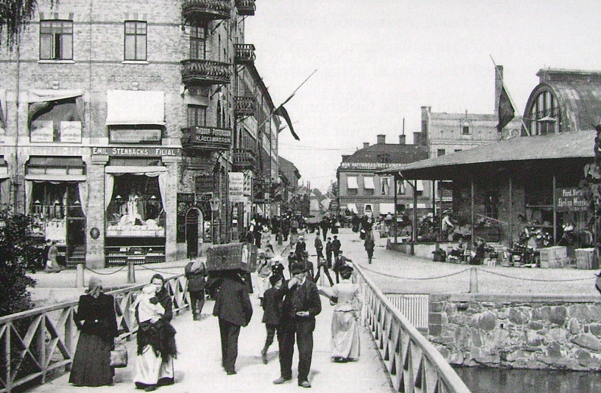 goteborg-1901-kungstorget