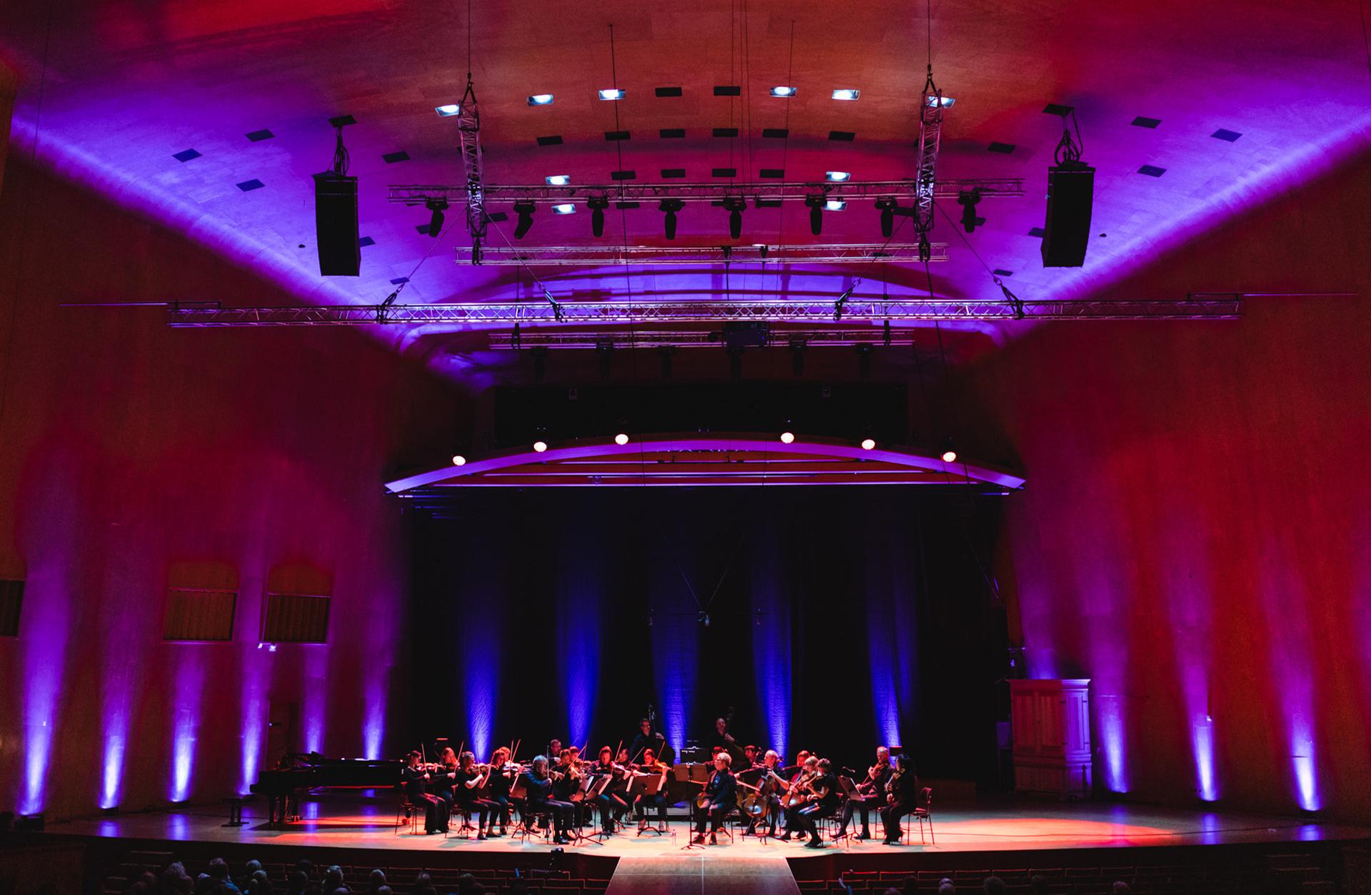 Konsert i stora salen